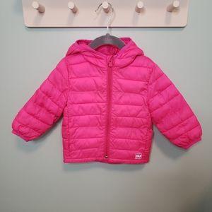 Baby Gap Lightweight Puffer Jacket